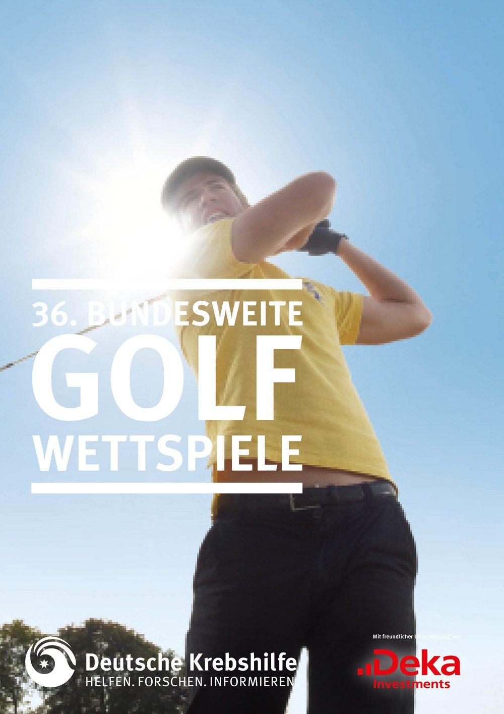 Motiv Golf Wettspiele