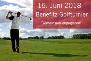 Benefiz-Golfturnier zugunsten der Stiftung Deutsche Kinderkrebshilfe