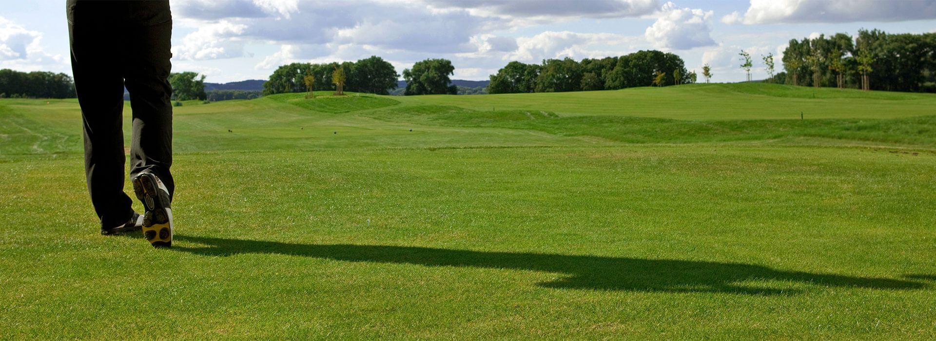 Golf Mecklenburg-Vorpommern im Golfclub Schloss Teschow