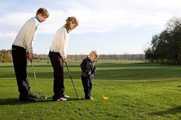Golfen ohne Limit