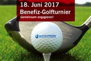 Golfen und Helfen – Gemeinsam gegen Krebs