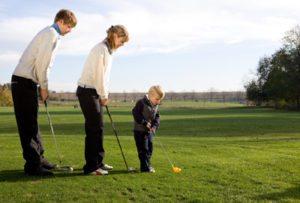 6. Mai: Erlebnistag im Golfclub Schloss Teschow